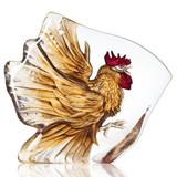 Mats Jonasson Crystal Farm Animals Sculptures