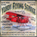 Airplanes Wood Signs