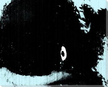 I Speak Whale Wrapped Canvas Giclee Print Wall Art