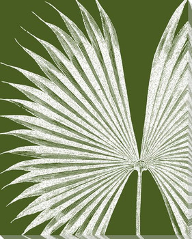 Botanical Etching III Wrapped Canvas Giclee Print Wall Art