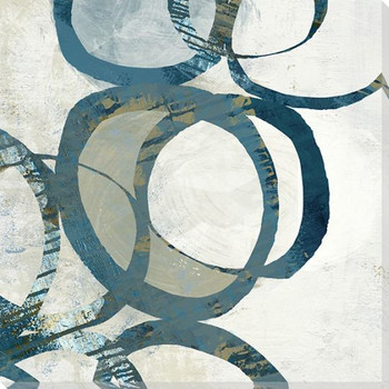 Searching for Equilibrium 3 Wrapped Canvas Giclee Print Wall Art