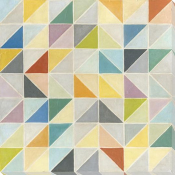 Multifaceted I Wrapped Canvas Giclee Print Wall Art