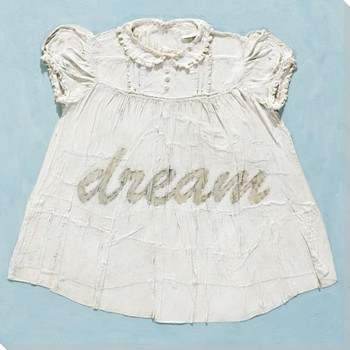Dream Dress Wrapped Canvas Giclee Print Wall Art