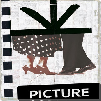 """Film Reel """"Picture"""" Wrapped Canvas Giclee Print Wall Art"""