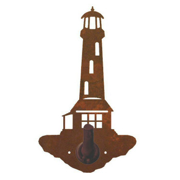 Lighthouse Metal Robe Hook