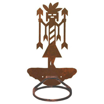 Yei Metal Bath Towel Ring
