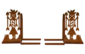 "6"" Yei Metal Bookends"