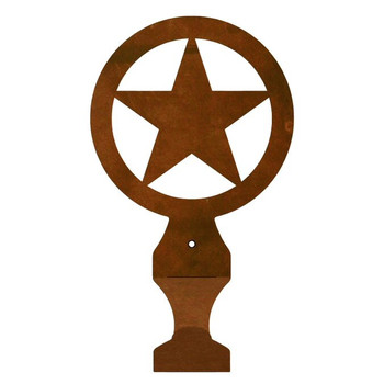 Texas Star Metal Drape Rod Holders