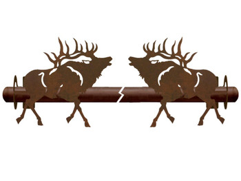 Elk Metal Curtain Rod Holders