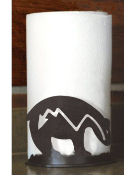 Fetish Bear Metal Paper Towel Holder