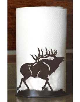 Elk Metal Paper Towel Holder