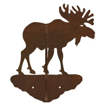 Original Moose Double Metal Wall Hook