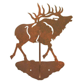 Elk Double Metal Wall Hook
