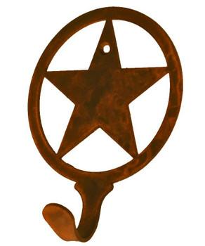 Texas Star Small Single Metal Wall Hook