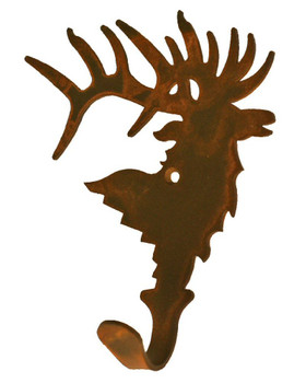 Elk Small Single Metal Wall Hook