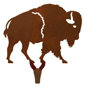 Buffalo Large Single Metal Wall Hook