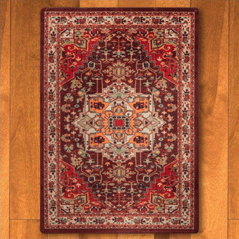 3' x 4' Persia Blaze Persian Style Rectangle Scatter Rug
