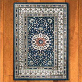 3' x 4' Zanza Gallant Persian Style Rectangle Scatter Rug