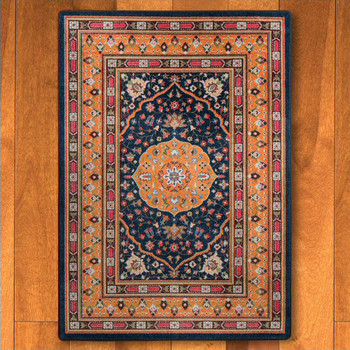 3' x 4' Zanza Bloom Persian Style Rectangle Scatter Rug