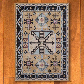 3' x 4' Copper Canyon San Angelo Southwest Rectangle Scatter Rug