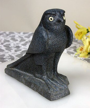 Egyptian Falcon Bird Statue