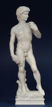 Parastone Collection David Sculpture by Michelangelo