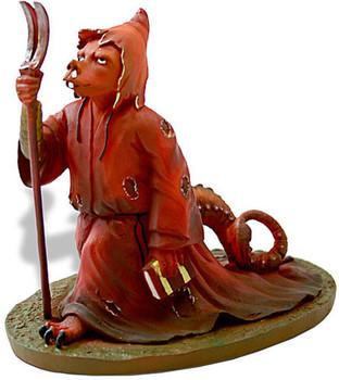 Hooded Figure Statue by Grunewald