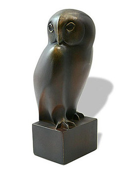 Owl Statue by Francois Pompon