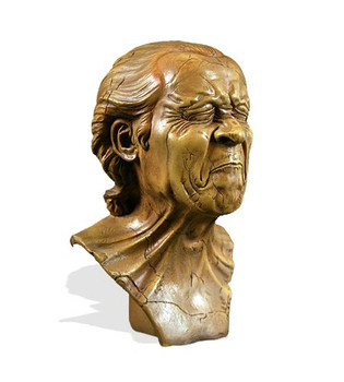 Vexed Man Caricature Study Statue by Messerschmidt
