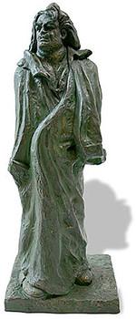 Balzac Statue by Auguste Rodin