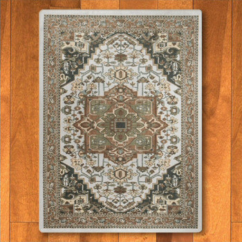 4' x 5' Persia Voyage Persian Style Rectangle Rug