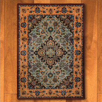 4' x 5' Montreal Canyon Persian Style Rectangle Rug
