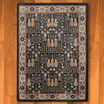 4' x 5' Passage Journey Persian Style Rectangle Rug