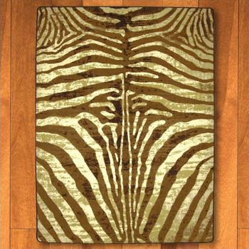 5' x 8' Senegal Caramel Rectangle Rug