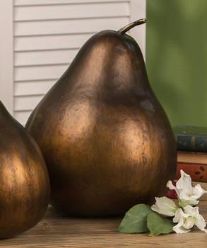 Bronze Gourd Sculpture