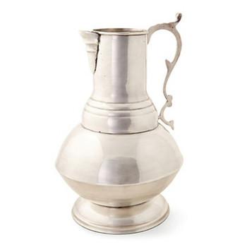 Antique Silver Decorative Pitcher