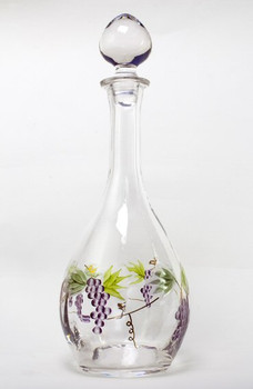 Bacchus Romanian Crystal Wine Decanter
