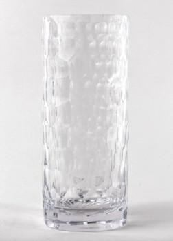 Arctic Romanian Crystal Hi Ball Glasses, Set of 4