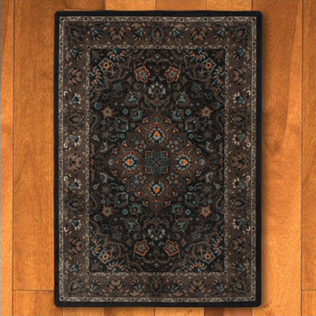 8' x 11' Montreal Electric Desert Persian Style Rectangle Rug