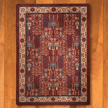 8' x 11' Passage Panache Persian Style Rectangle Rug