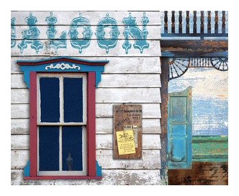Custom Western Saloon Vintage Style Wooden Sign