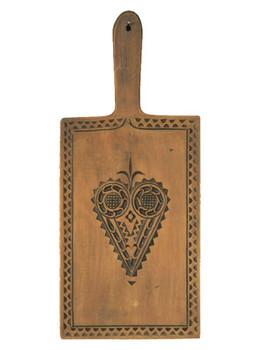 Treen Reproduction Bridal Cutting Board