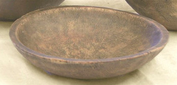 Treen Reproduction Shallow Bowl