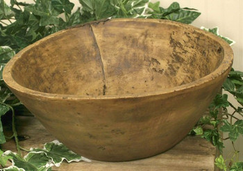 Treen Reproduction Nanny's Fixin' Bowl