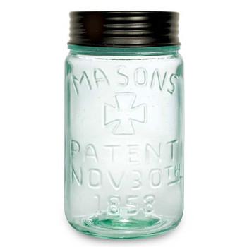 Pint Mason Jar with Lid