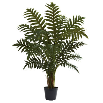 3.5' Evergreen Silk Plant