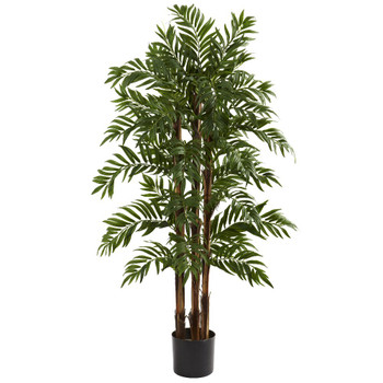 4' Silk Parlour Palm Tree