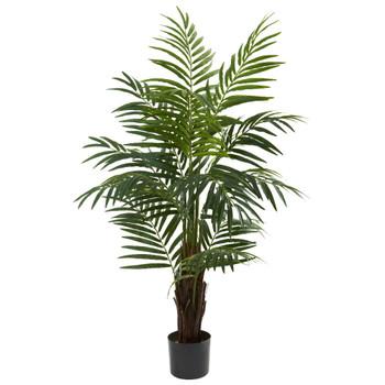 4' Silk Areca Palm Tree