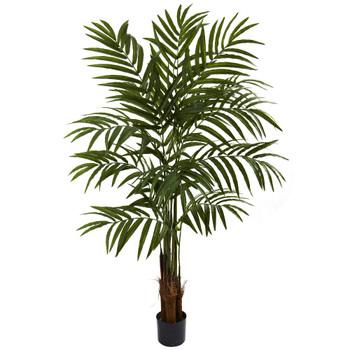5'' Big Silk Palm Tree