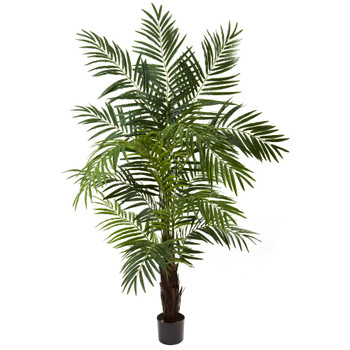 6' Silk Areca Palm Tree